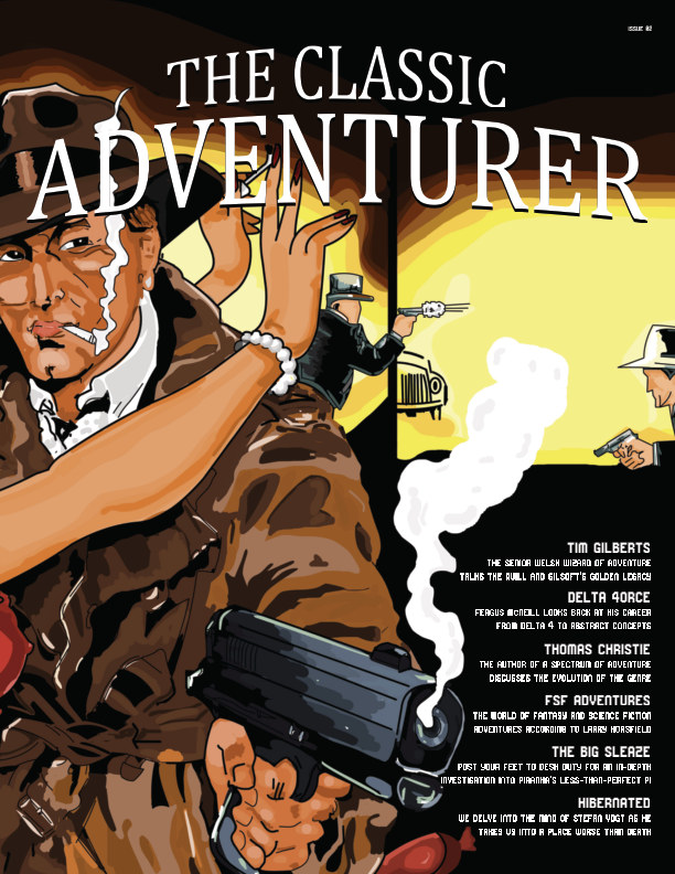 View The Classic Adventurer - Issue 02 by Mark James Hardisty
