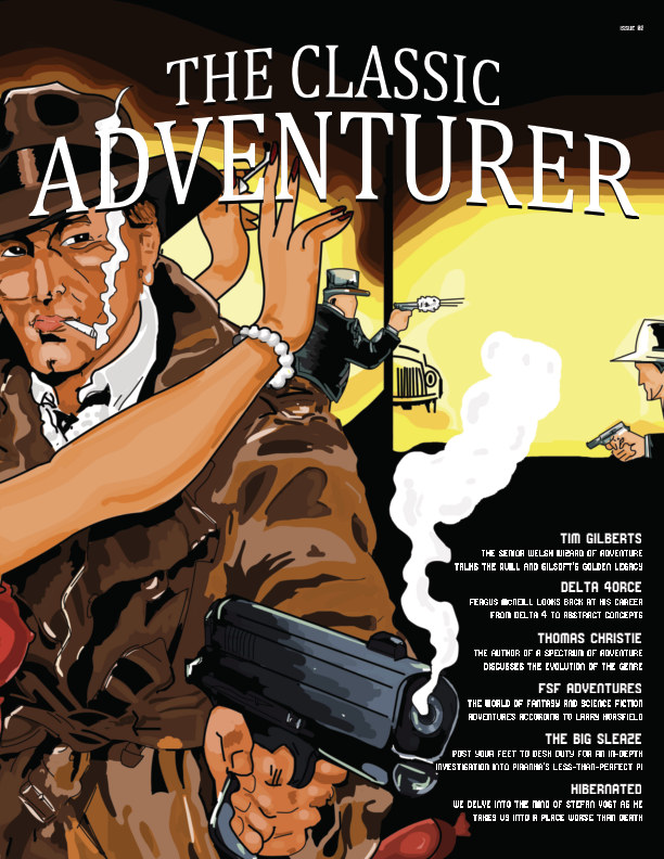 View The Classic Adventurer - Issue 02 (Economy) by Mark James Hardisty