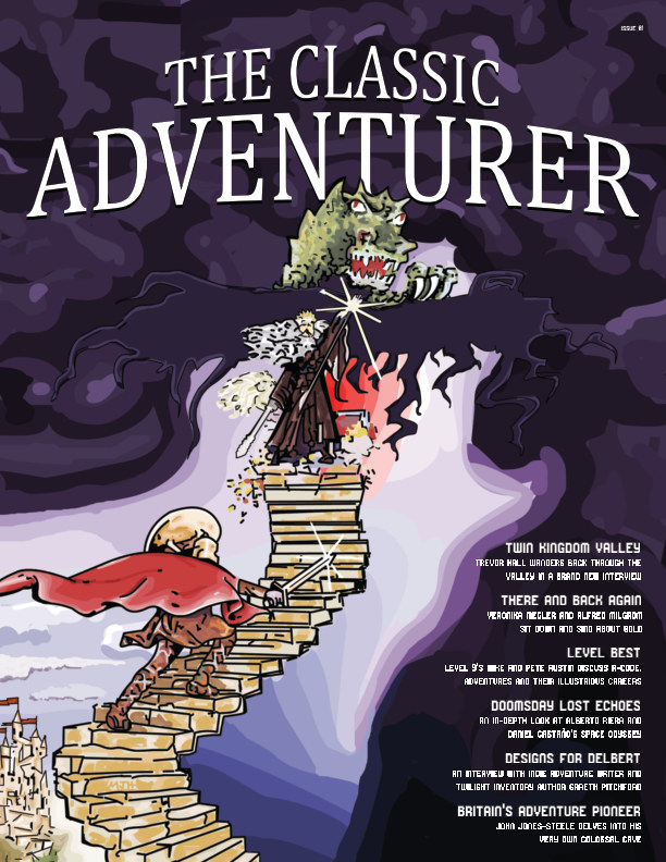 Ver The Classic Adventurer - Issue 01 por Mark James Hardisty
