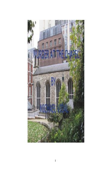 Bekijk Murder at the Chapel op Michael Vidal