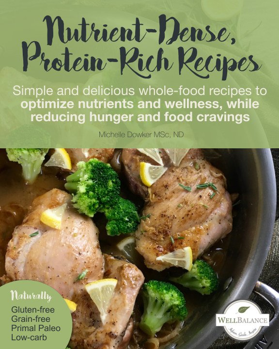 Visualizza Nutrient-Dense, Protein-Rich Recipes di Michelle Dowker MSc, ND