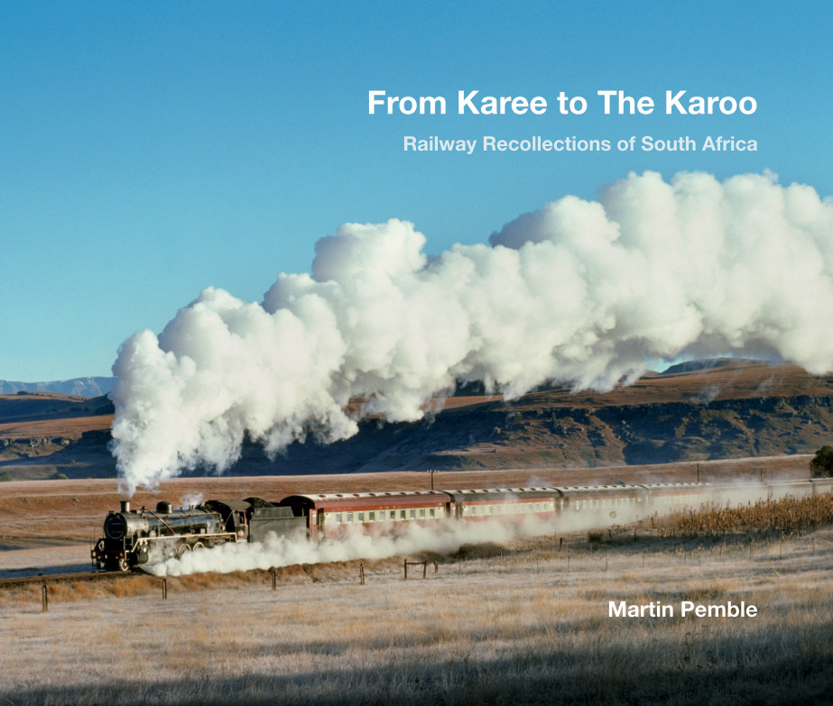 View From Karee to The Karoo Pages by Martin Pemble