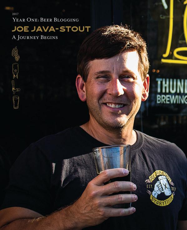 Bekijk Joe Java-Stout: Year One Beer Blogging, A Journey Begins -  Hardcover op Michael Meyer