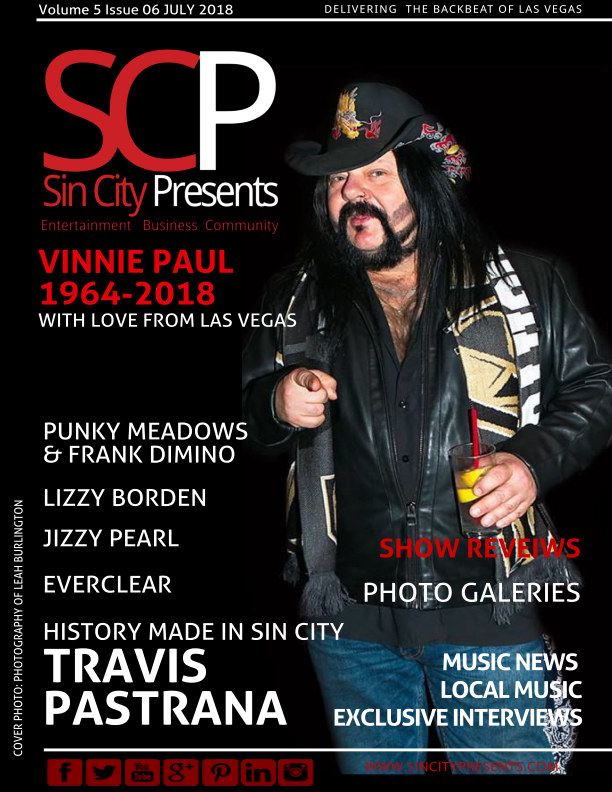 View Sin City Presents Magazine July 2018 by Sin City Presents