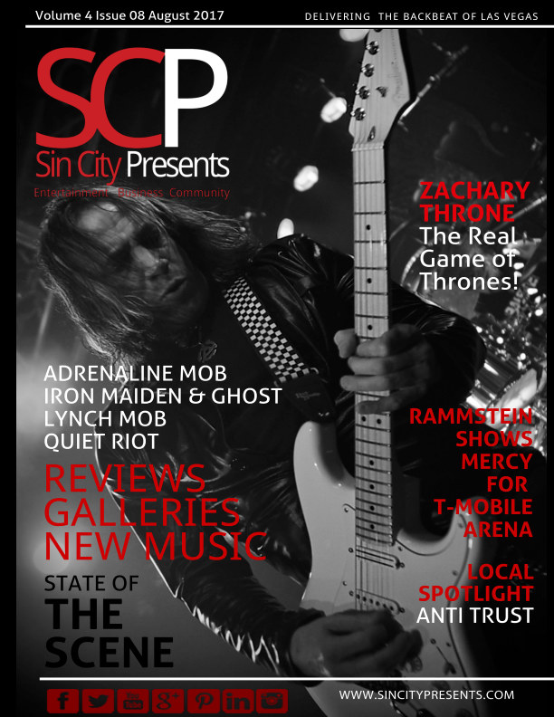 View Sin City Presents Magazine August 2017 by Sin City Presents