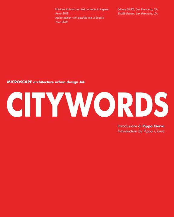 Visualizza Citywords di MICROSCAPE