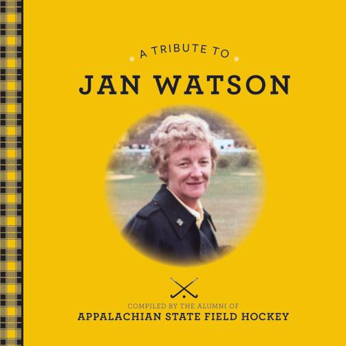 View Jan Watson Tribute Book by Janet Corcoran