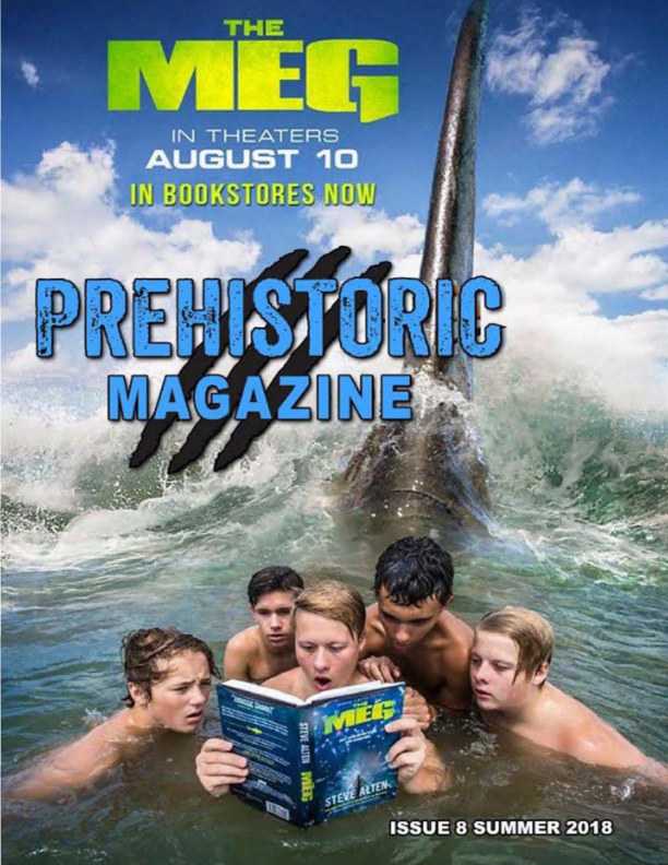 View Prehistoric Magazine - Issue 8 by Michael Esola