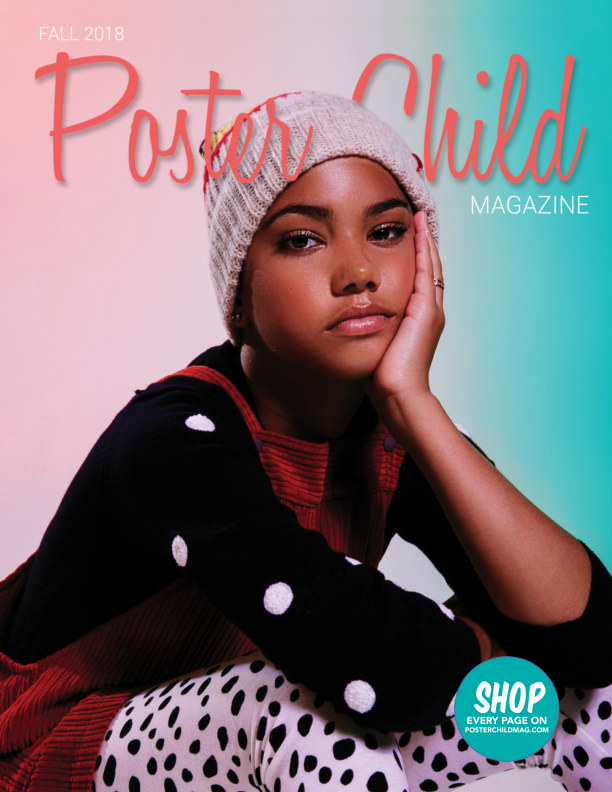 View Poster Child Magazine, Fall 2018 by Poster Child Magazine