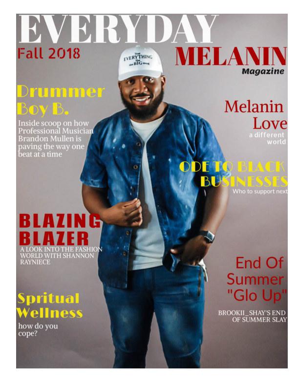 View Everyday Melanin Magazine by Everyday Melanin Magazine