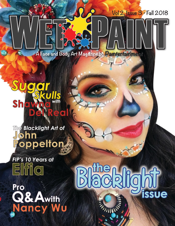 View Wet Paint Magazine - Vol 2 Issue 3 - Fall 2018 by Paintertainment, LLC