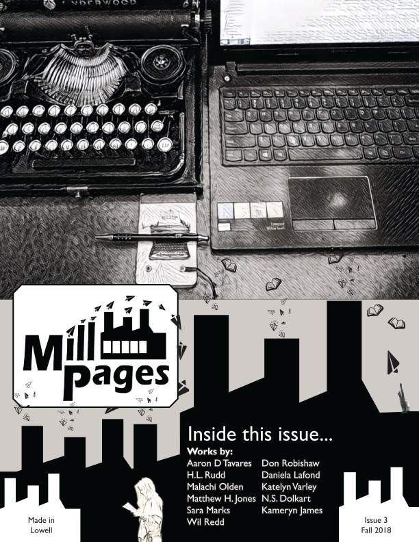 View Mill Pages Volume 3 by Mill Pages Writers