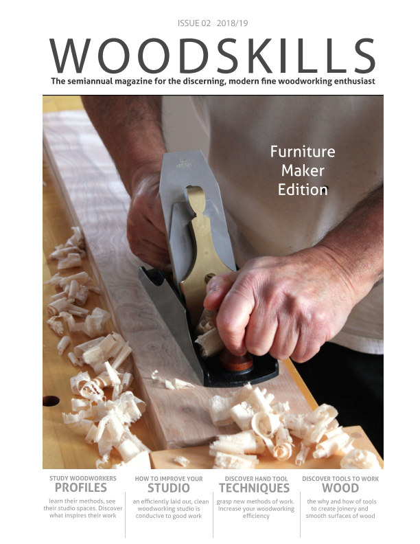 View WOODSKILLS Issue 02 by Norman Pirollo