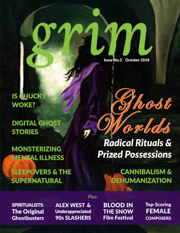 View Grim No. 3  - Ghost Worlds by Anatomy of a Scream