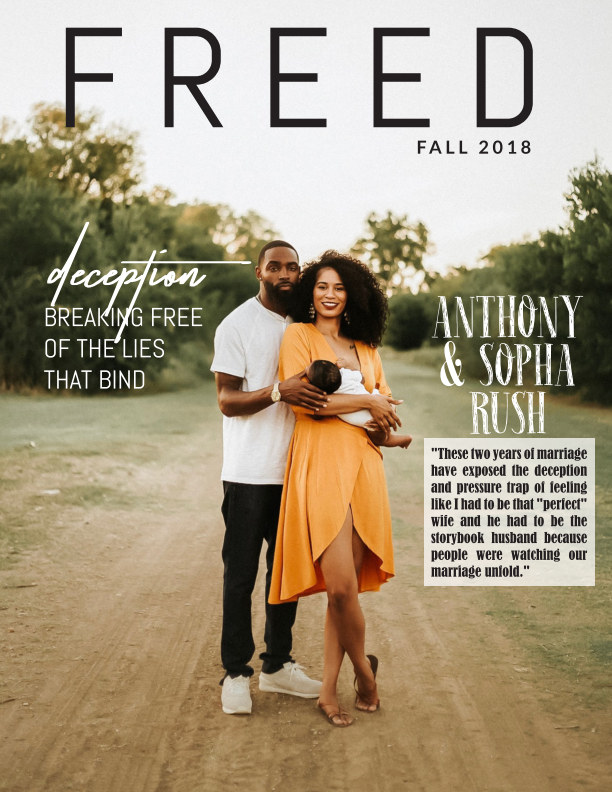 View FREED Magazine Issue III: Deception by FREED Magazine
