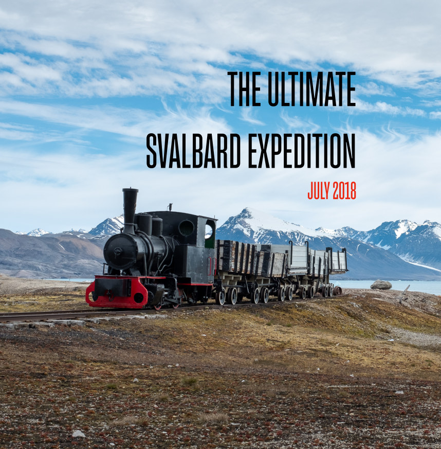 View SPITSBERGEN_17-27 JUL 2018_The Ultimate Svalbard Expedition by Stefan Dall/Genna Roland