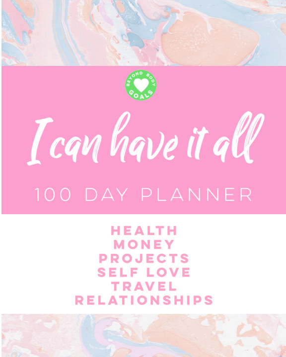 View I Can Have it All Planner by Charlotte Chapin