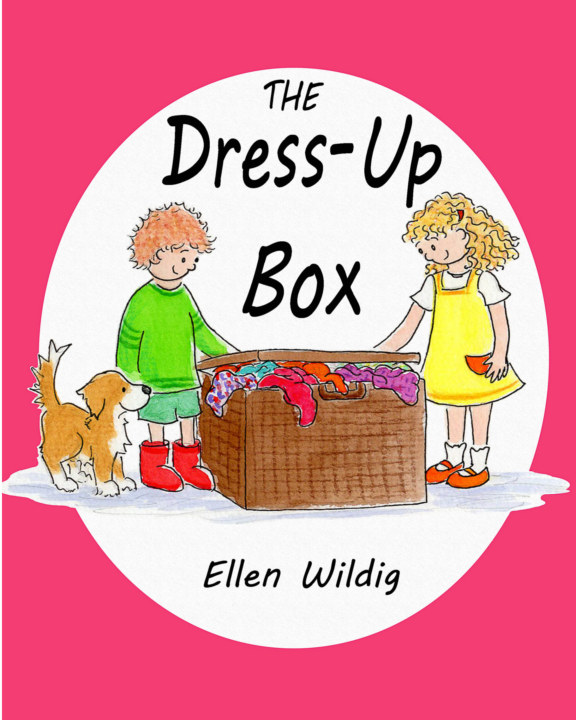 View The Dress-Up Box by Ellen Wildig