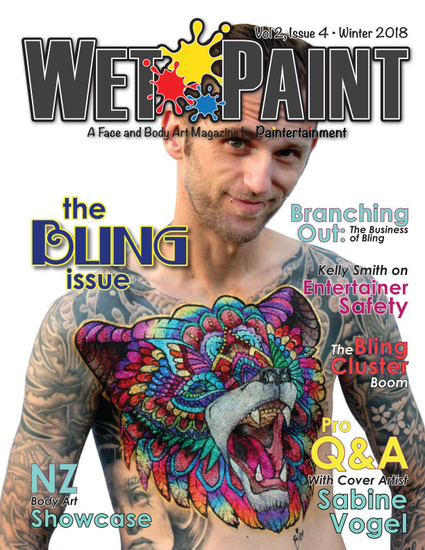 View Wet Paint Magazine Vol 2 Issue 4 by Paintertainment, LLC