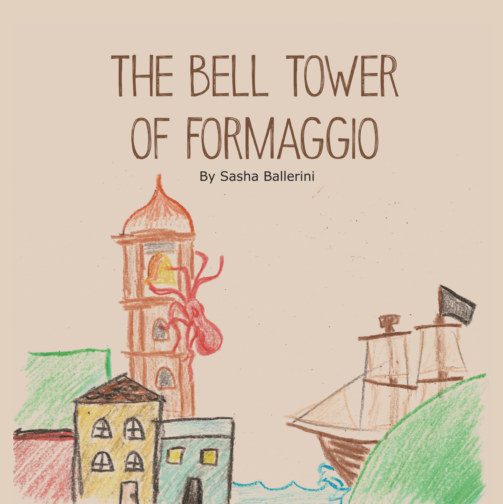 View The Bell Tower of Formaggio by Sasha Ballerini