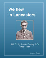 We flew in Lancasters book cover