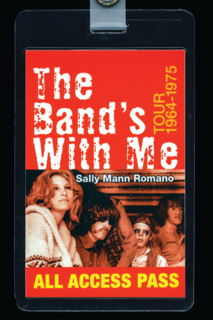 Visualizza The Band's with Me di Sally Mann Romano