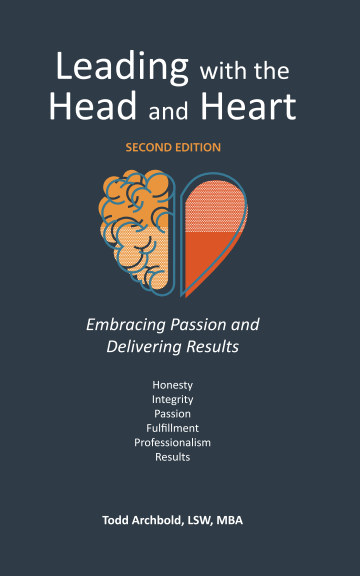 View Leading with the Head and Heart by Todd Archbold