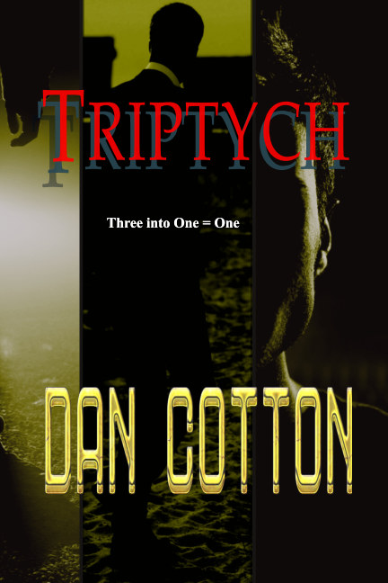 View Triptych by Dan Cotton