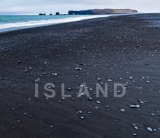 Ísland book cover
