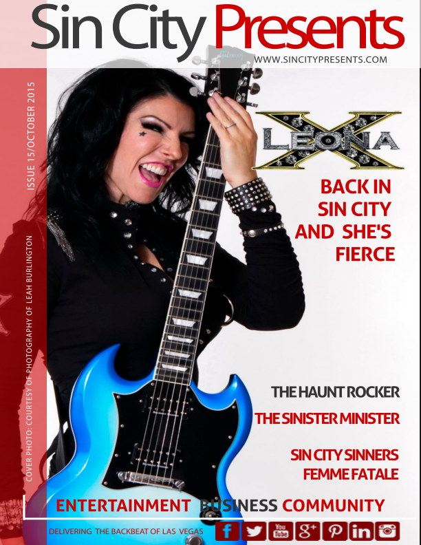 View Sin City Presents Magazine October 2015 by Sin City Presents