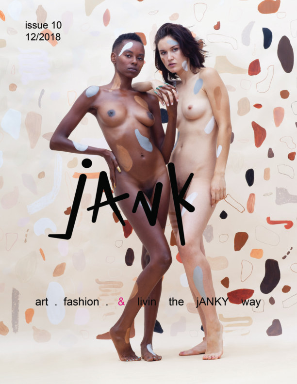 View jANK issue 10 by jackie Hancock