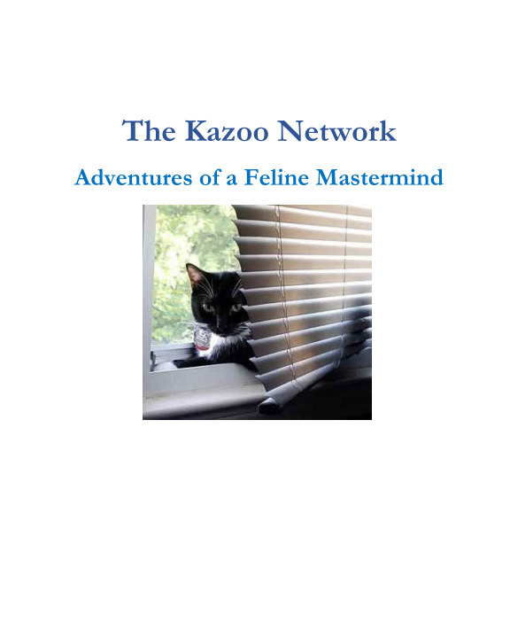 Bekijk The Kazoo Network - Adventures of a Feline Mastermind op Wombat