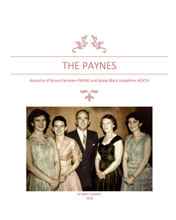View The Paynes by Brett Moxey