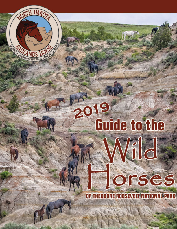 Ver 2019 NDBH Field Guide por North Dakota Badlands Horse