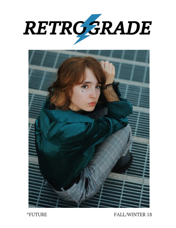 View Retrograde 1.4 // FUTURE by Retrograde Magazine/