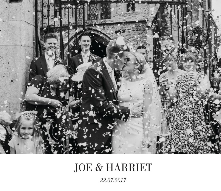 View Joe and Harriet Wedding by Harriet Rose Anker