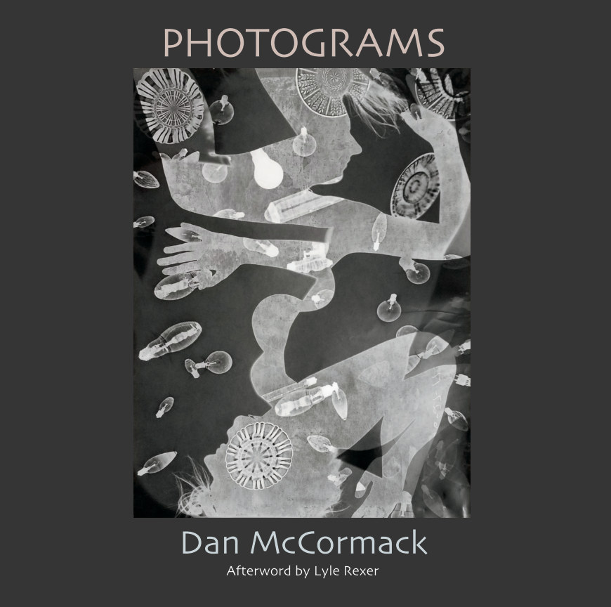 View Dan McCormack: Photograms by Dan McCormack