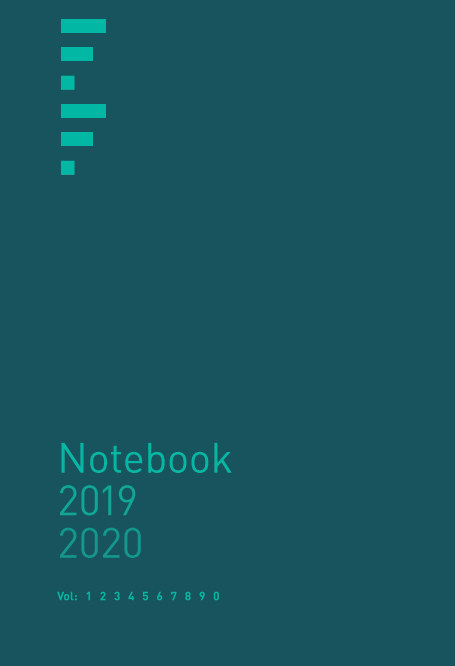 View Fifty Fathoms Notebook 2019-2020 by Fifty Fathoms Ltd.