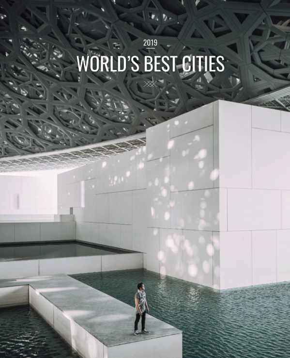 View Resonance World's Best Cities 2019 by Chris Fair / Tom Gierasimczuk