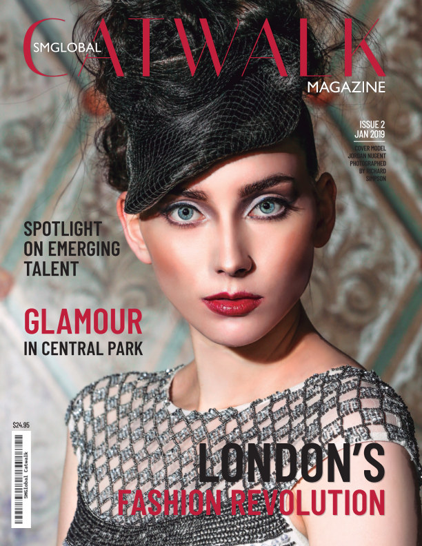 Visualizza SMGlobal Catwalk MAGAZINE - Jan 2019 di Samina Mughal