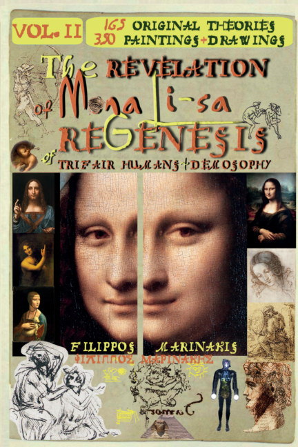 View The Revelation of Mona Li-sa [Volume II, Color Paperback] by Filippos Marinakis