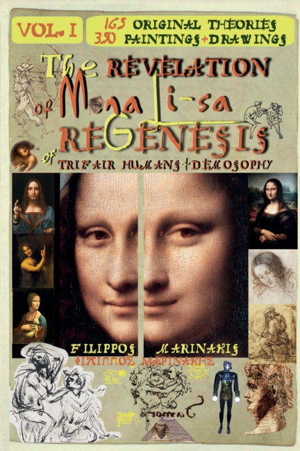 View The Revelation of Mona Li-sa [Vol. I, Color Paperback] by Filippos Marinakis