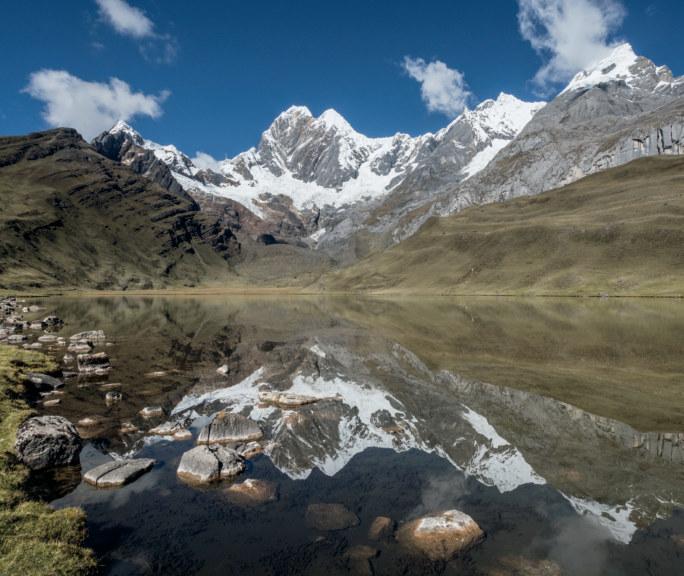 View Peru - Hauyhuash and Pisco 2018 by John Leech