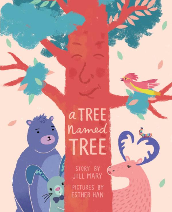 View A Tree Named Tree by Jill Mary