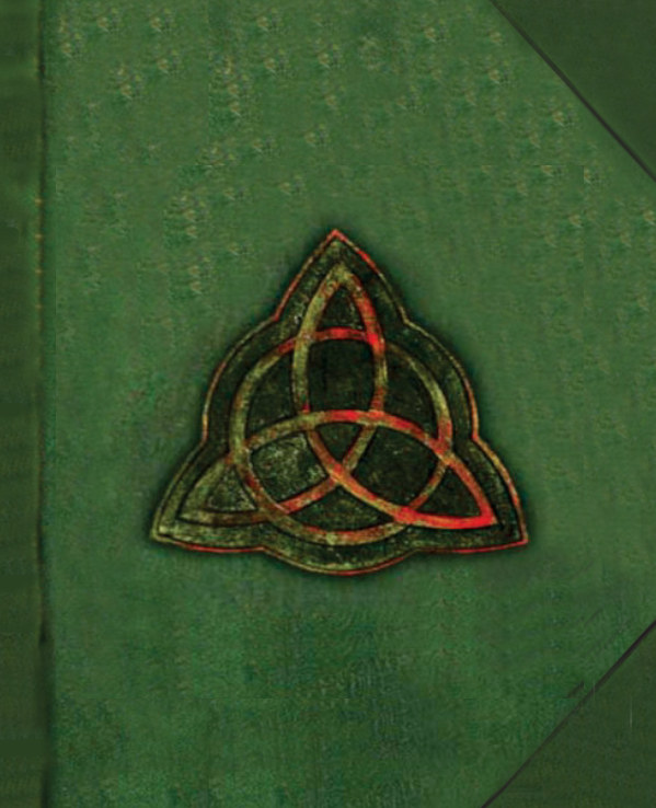 Charmed 478 Page Book of Shadows by Christopher M  Whelan