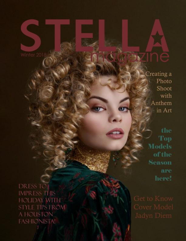 Ver Stella Magazine Winter 2018 por Stella