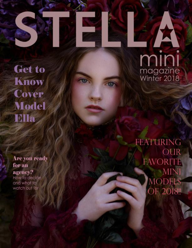 View Stella Mini Winter 2018 by Stella Magazine