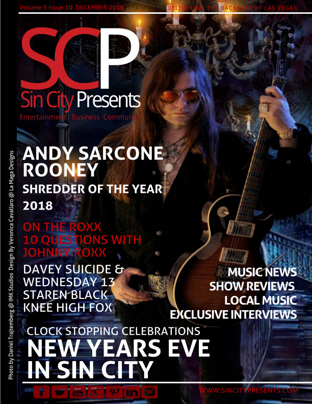 View Sin City Presents Magazine December 2018 by Sin City Presents