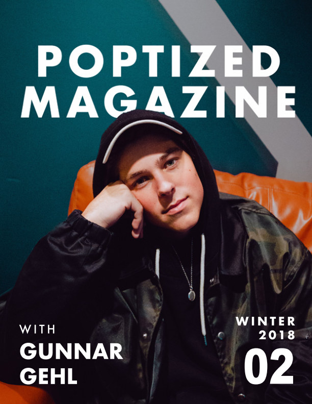 View Poptized Magazine - Issue Two by Poptized Magazine