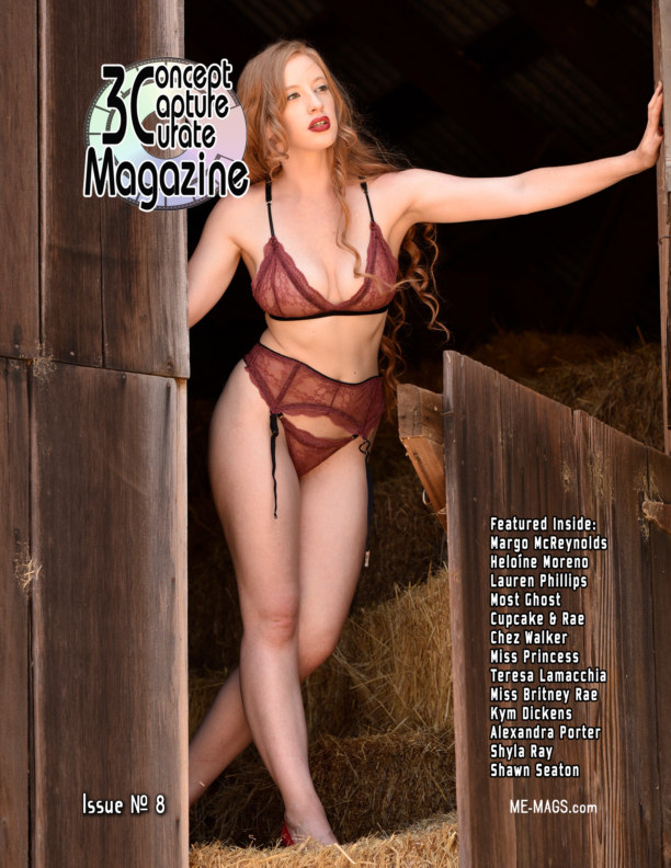 View 3c Magazine Issue #8 by Michael Enoches